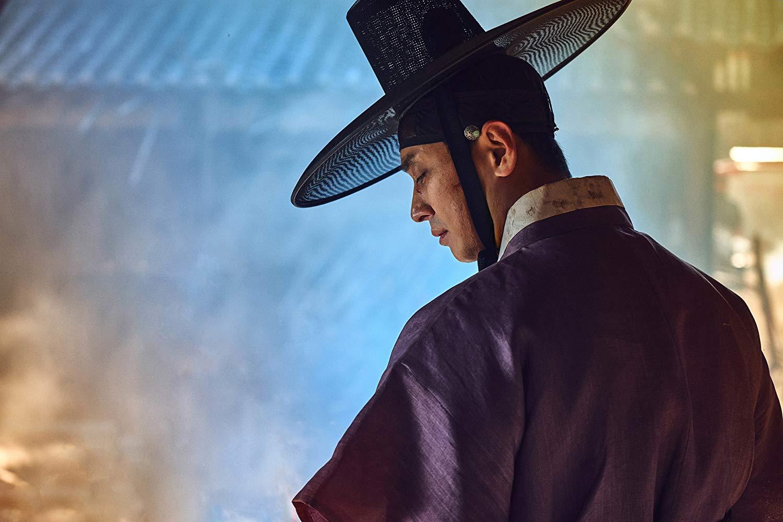 Ji-Hoon Ju é Lee Chang em Kingdom