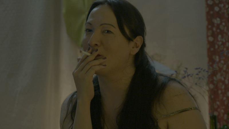 Julia Katharine em Lembro Mais dos Corvos