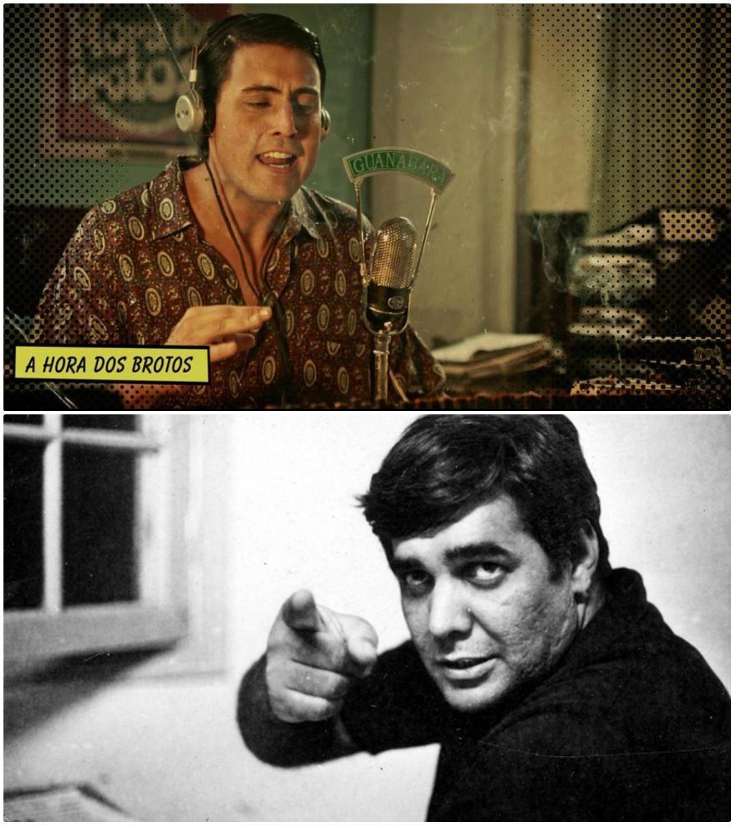 Bruno De Luca interpreta Carlos Imperial