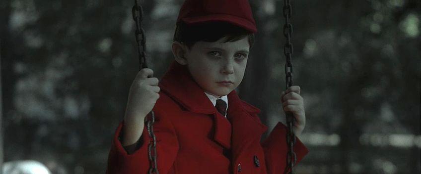 Damien no filme de 2006