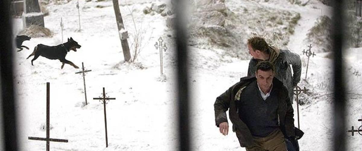 Liev Schreiber e David Thewlis em cena do filme de 2006