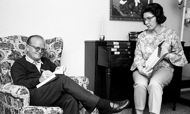Truman Capote e Harper Lee