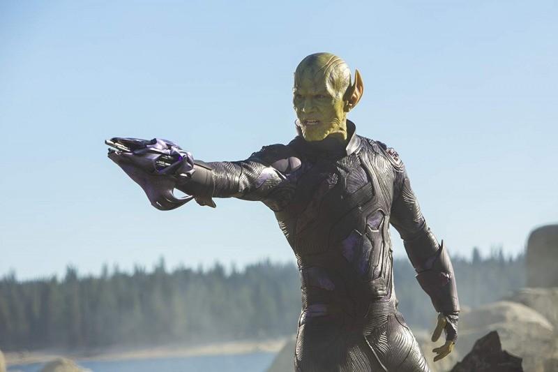 Ben Mendelsohn em Capitã Marvel