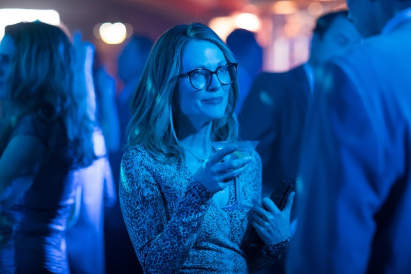 Julianne Moore é Gloria Bell