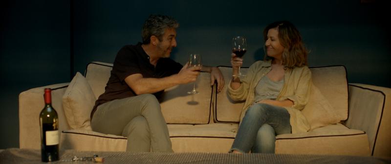 O casal Marcos e Ana em Um Amor Inesperado