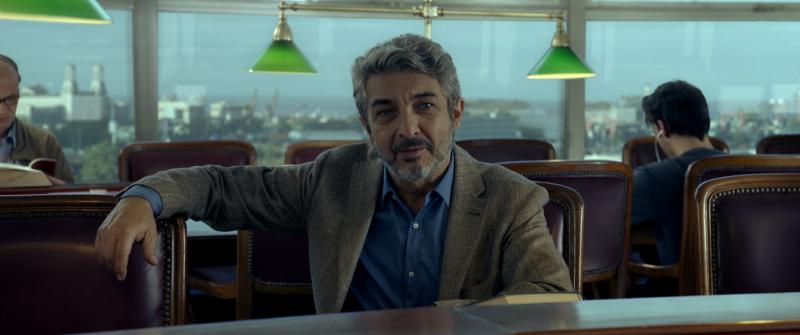 Ricardo Darín em cena de Um Amor Inesperado