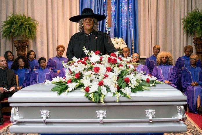 Tyler Perry em Um Funeral em Família