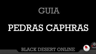 Photo of Guia de Pedras Caphras – Itens ainda mais poderosos