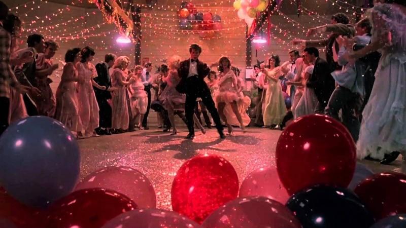 Os jovens de Footloose - Ritmo Louco só querem dançar