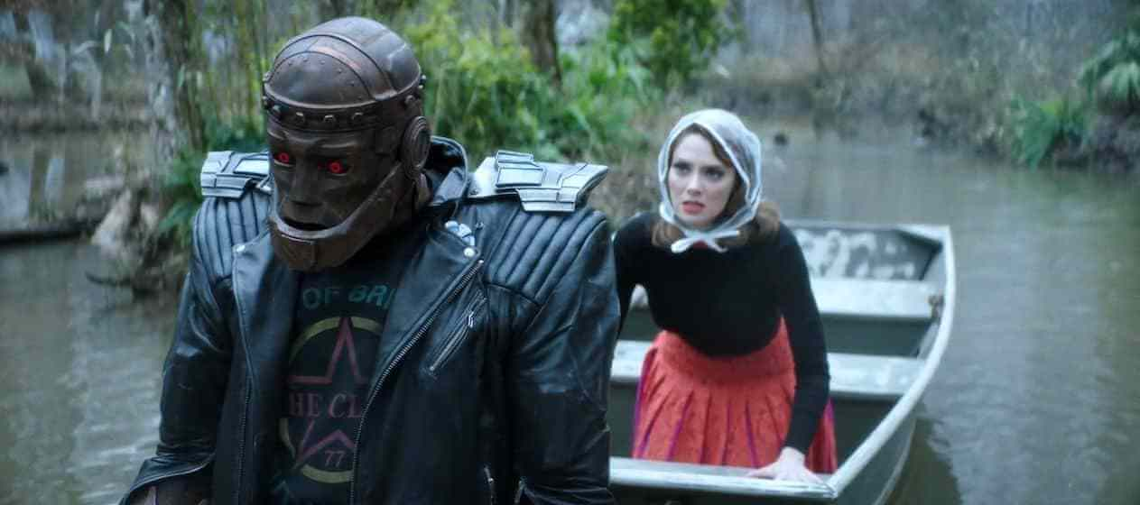 Brendan Fraser é o Homem Robô