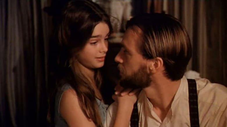 Brooke Shields e Keith Carradine em cena do filme