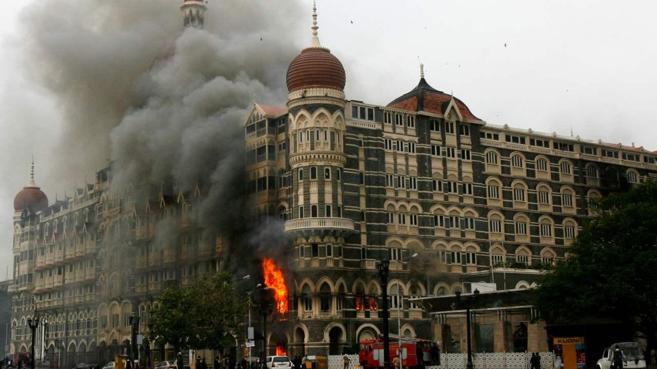 Imagem real do atentado em 2008