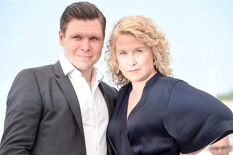 Eero Milonoff e Eva Melander são os atores de Border
