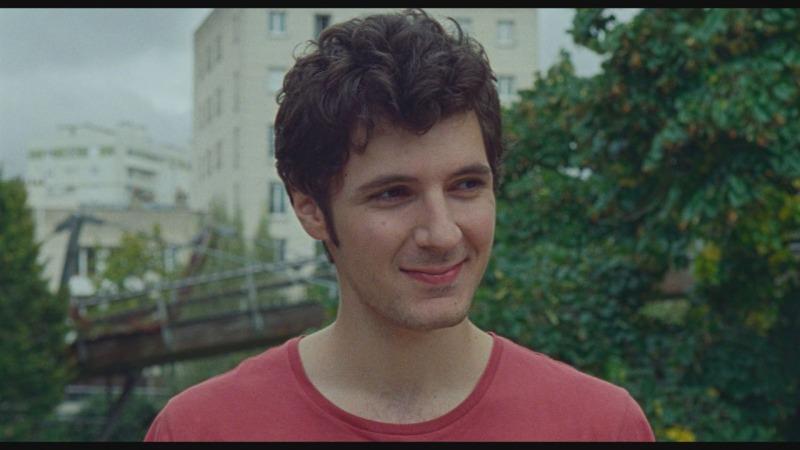 Vincent Lacoste como David