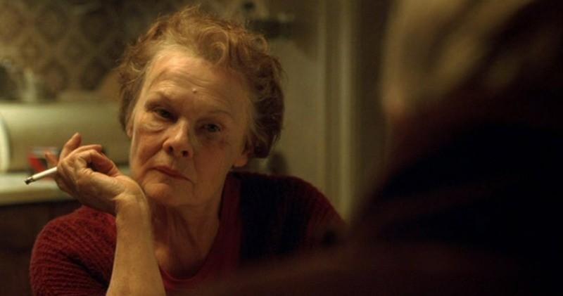 Judi Dench como Barbara
