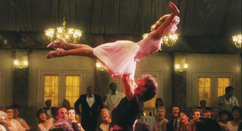 A cena mais famosa de Dirty Dancing: Ritmo Quente