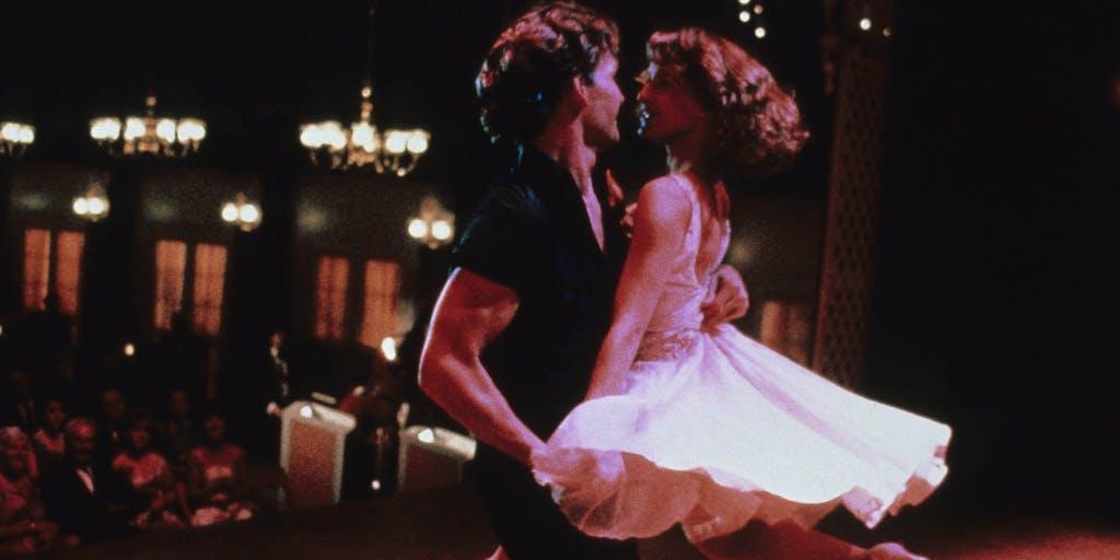 A paixão pela dança une Johnny e Baby