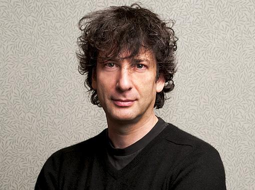 Neil Gaiman, autor de O Oceano no fim do Caminho