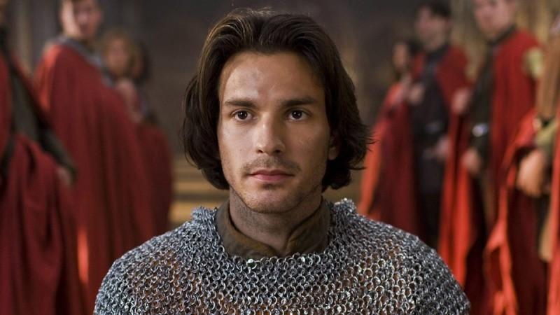 O Lancelot da série Merlin