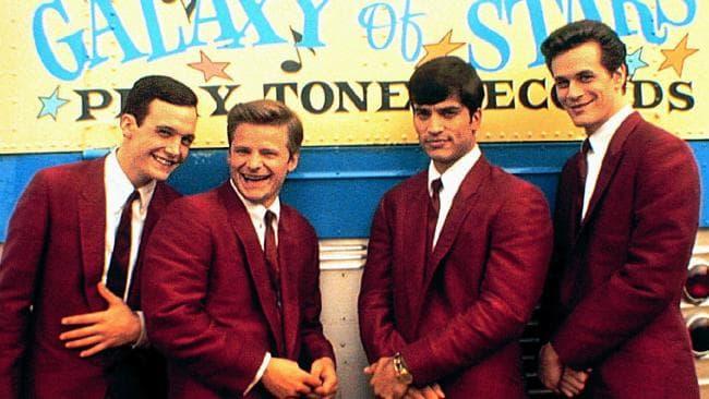 Ethan Embry, Steve Zahn, Johnathon Schaech e Tom Everett Scott em cena do filme The Wonders