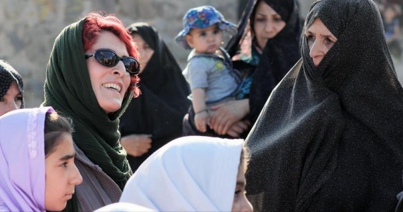 Três Faces fala da situação da mulher no Irã
