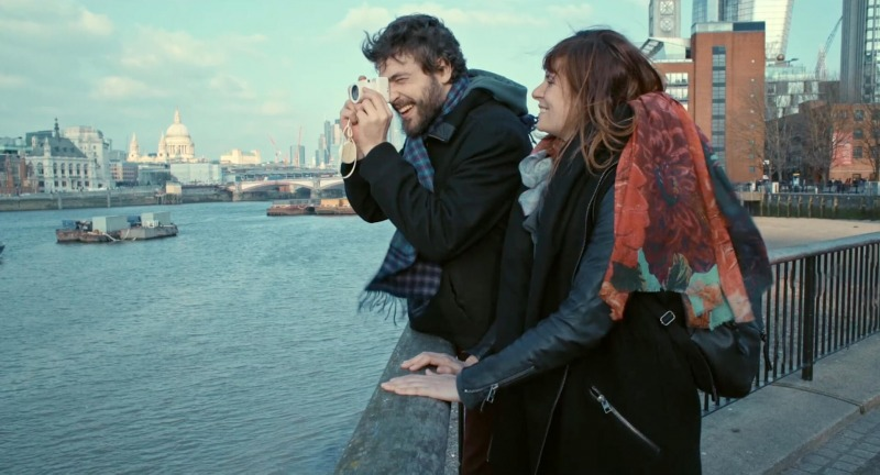 Rafael encontra Mayara em Londres em 45 Dias Sem Você
