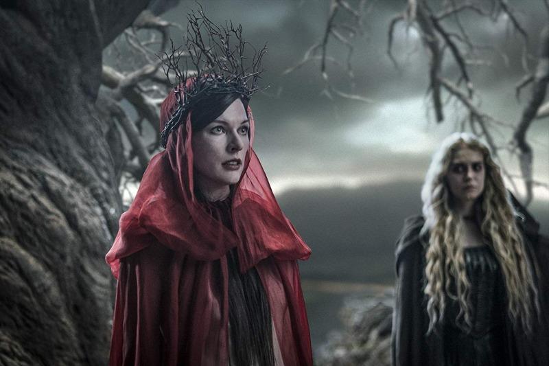 Milla Jovovich é a vilã do novo Hellboy