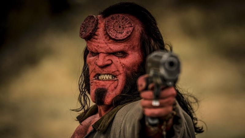 David Harbour é o novo Hellboy