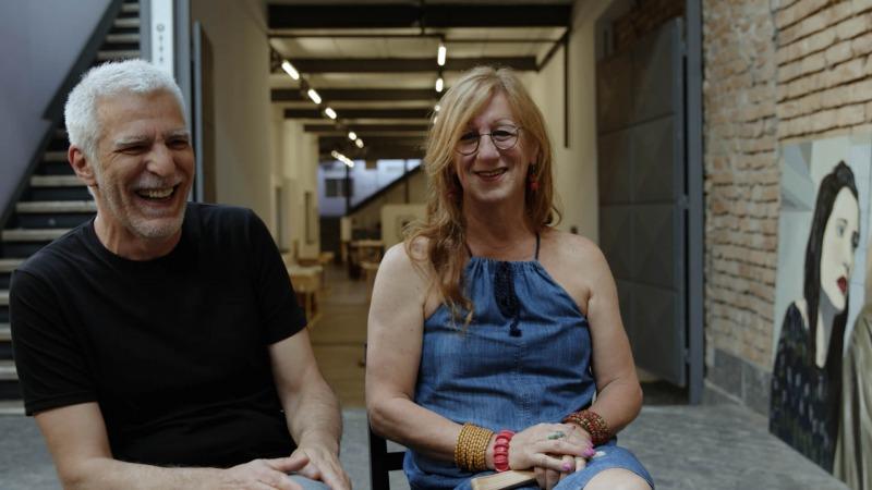 Angeli e Laerte comentam sobre os velhos tempos em Rindo à toa