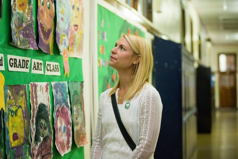 Claire Danes é Alex