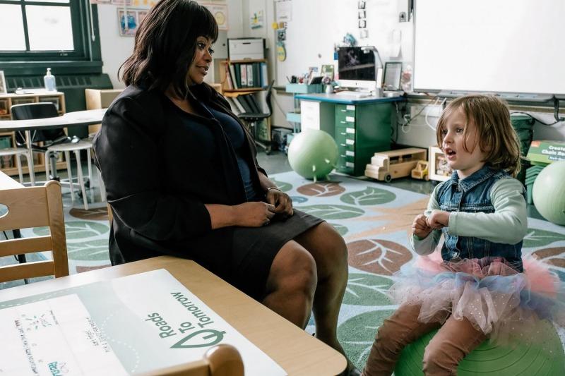 Octavia Spencer é Judy em Uma Criança Como Jake