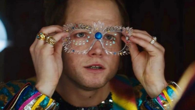 Rocketman retrata os altos e baixos de Elton John