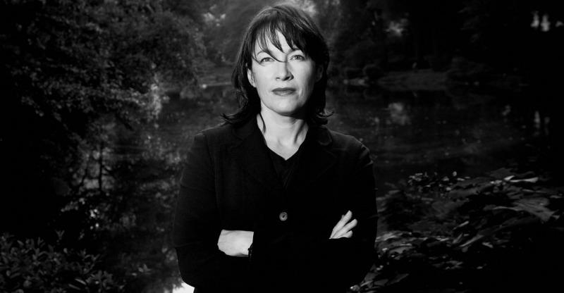 Alice Sebold, autora de Sorte - Um Caso de Estupro