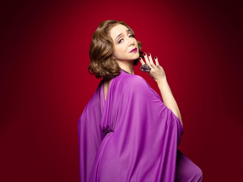 Marisa Orth como Norma Desmond