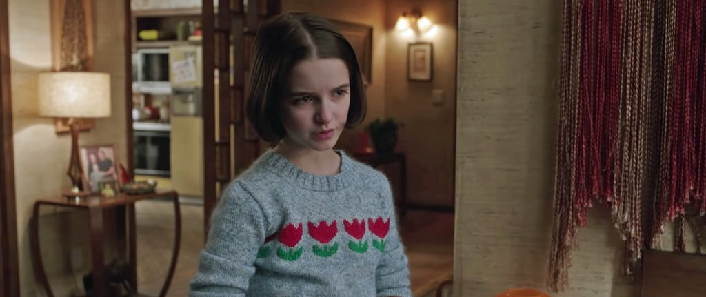 Mckenna Grace em Annabelle 3: De Volta Para Casa