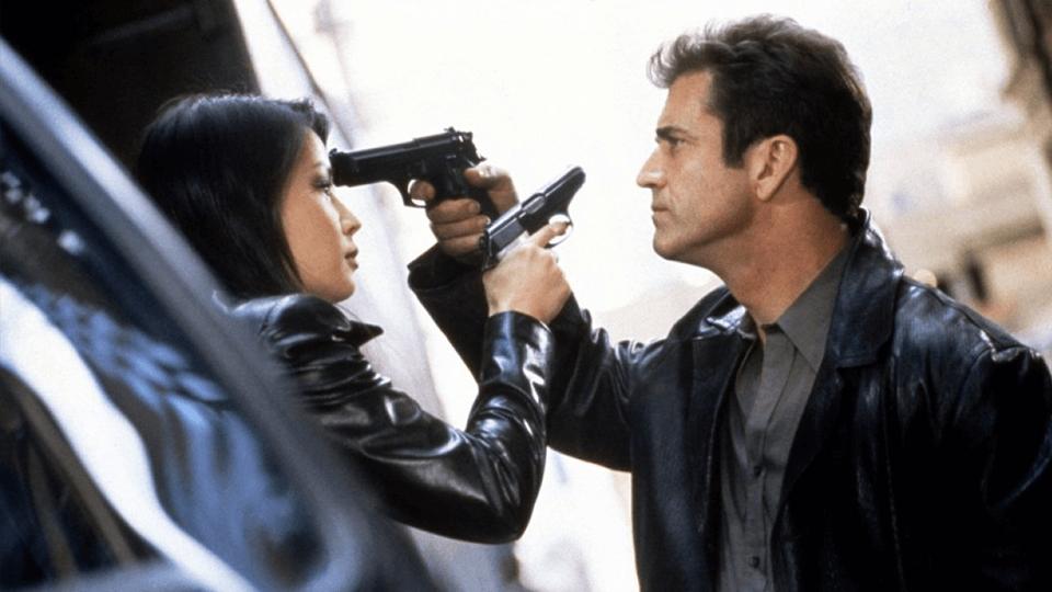 Mel Gibson e Lucy Liu