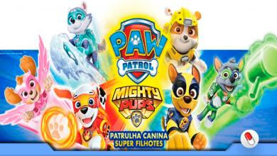 Photo of Patrulha Canina: Super filhotes – Nickelodeon no cinema