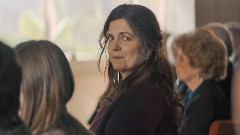 Agnès Jaoui como Isabelle em Boas Intenções