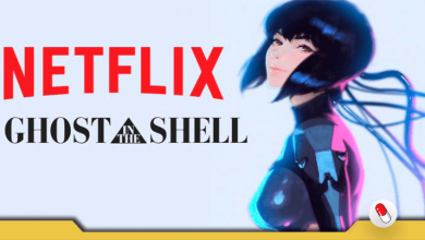 Photo of Ghost in the Shell SAC_2045, em 2020 na Netflix