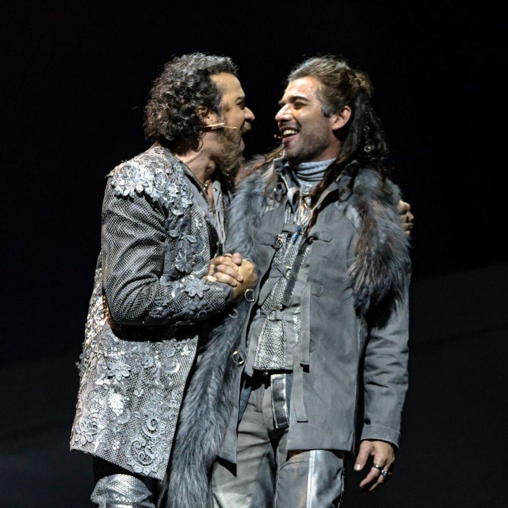 Arthur e Lancelot
