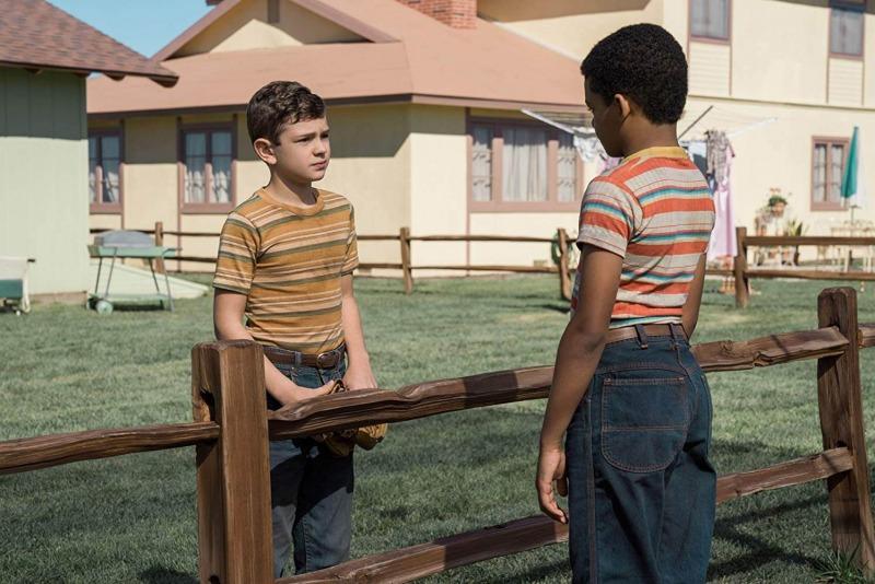 Noah Jupe e Tony Espinosa