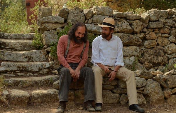 A amizade é o mote principal do filme