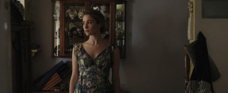 Norma Zea Kuhling em cena do filme