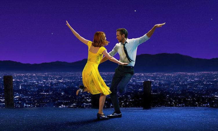 Mia e Sebastian em La La Land