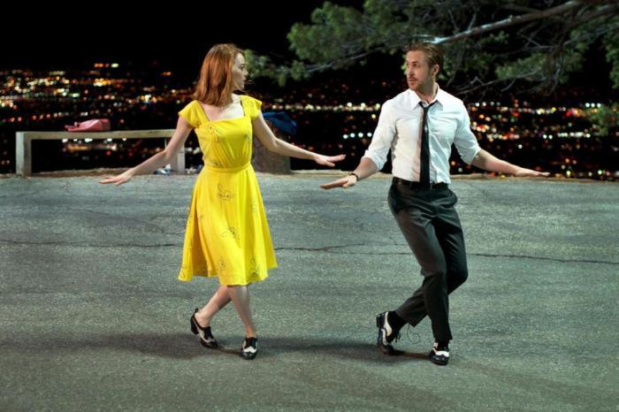 La La Land: Cantando Estações tem diversas cenas de dança