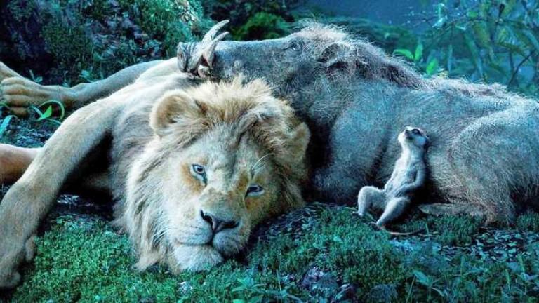 Simba, Pumba e Timão