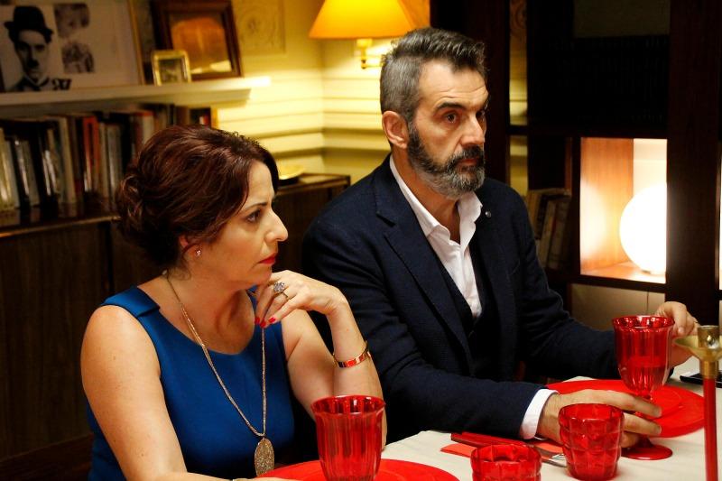 Raquel e Jaume são seus melhores amigos