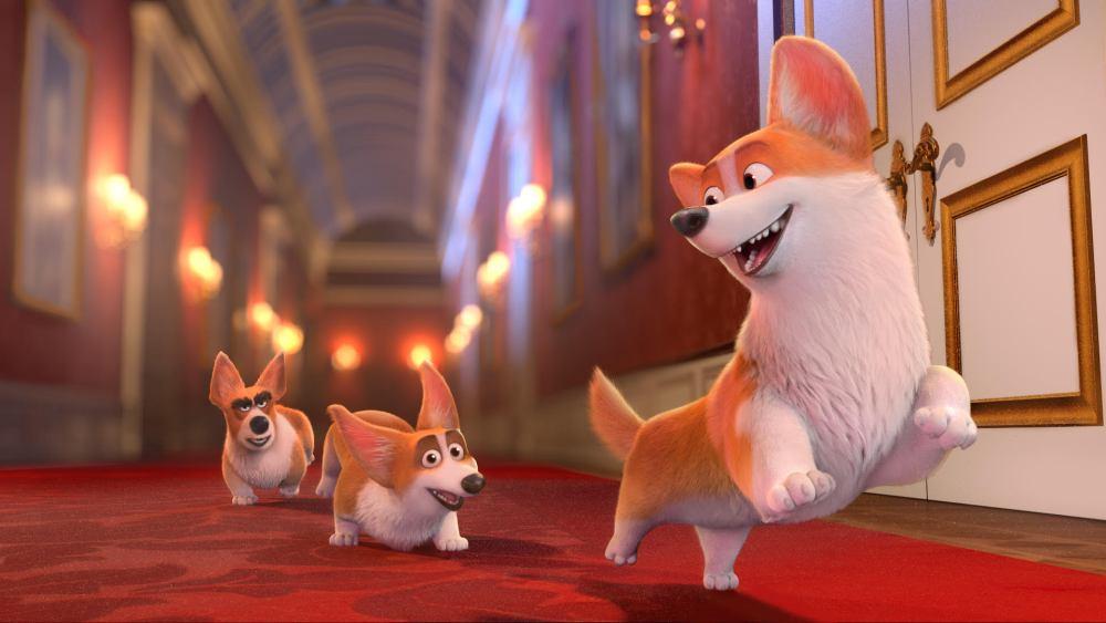 Os cães da rainha