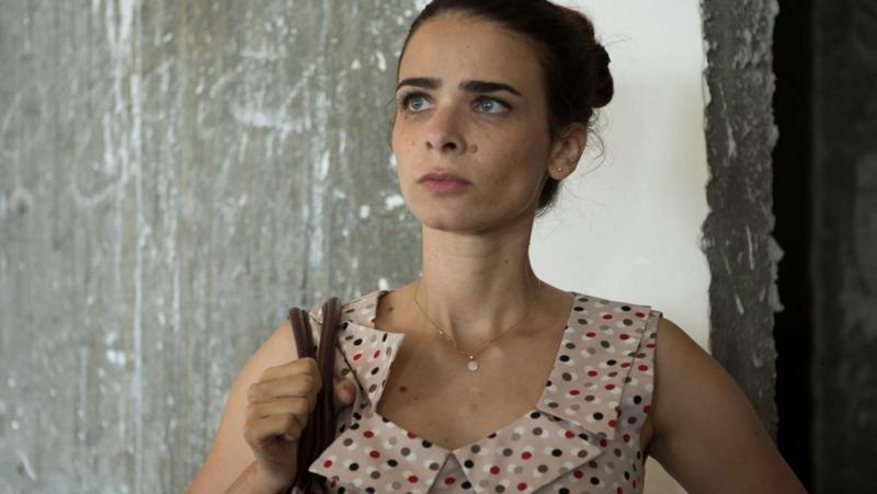 Liron Ben-Shlush em cena do filme Não Mexa Com Ela