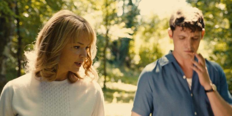 Rachel e Philippe em Um Amor Impossível
